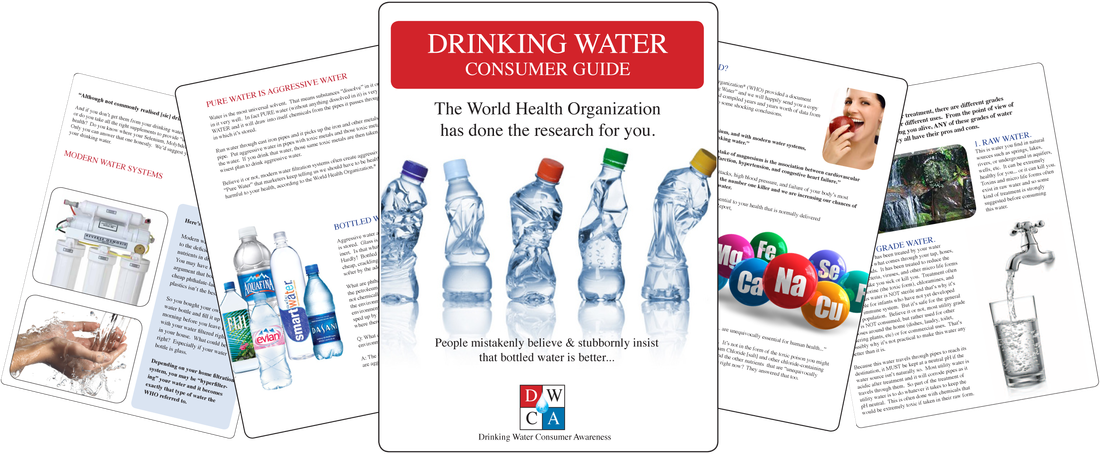 Drinking Water Consumer Awareness Redonso Beach